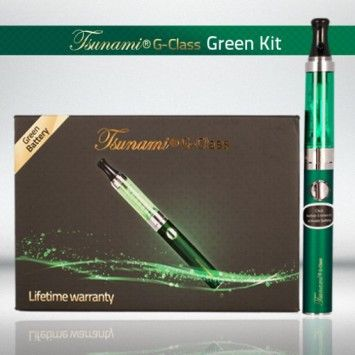 G-Class Single Kit E-Hookah Pen by Tsunami. Vape on..