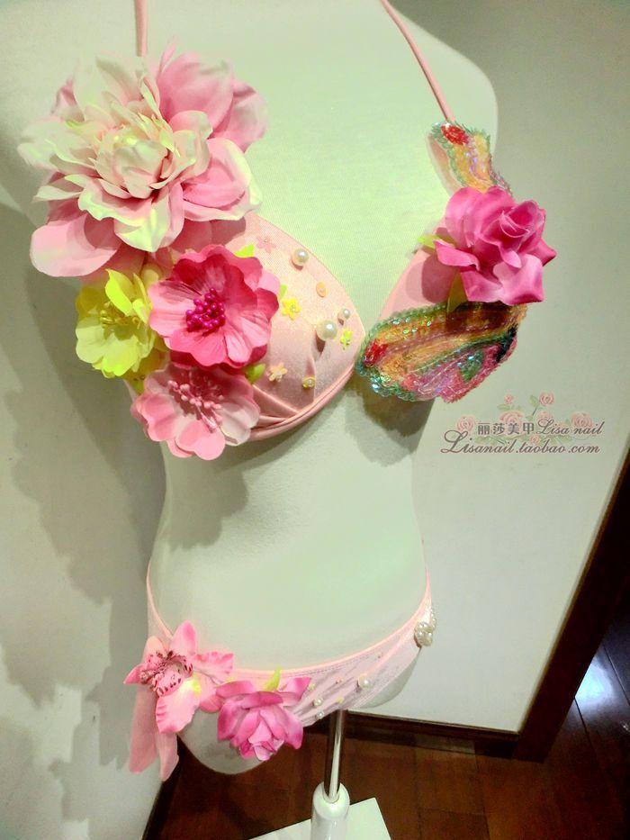 vlinders-bloemen bikini - Google zoeken