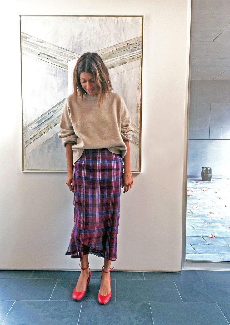 New York Closets: Ramya Giangola | Man Repeller