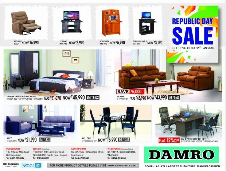 Damro Living Room Chairs Lovely Portfolio Srihari Designes