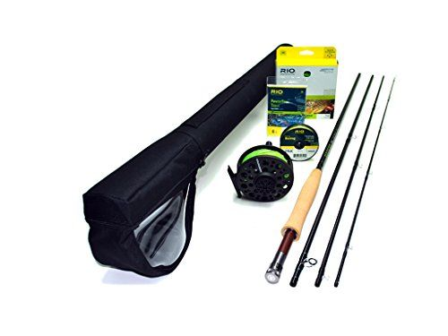 """Fishing: Redington Path 590-4 Fly Rod Outfit (9'0"""", 5wt, 4pc) -- You can find out more details at the link of the image."""