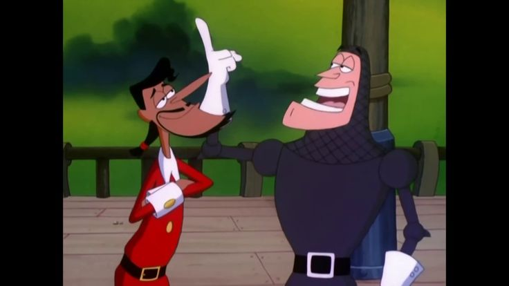 Mad Jack the Pirate 1998 S01E04 desene animate dublate romana full HD 10...