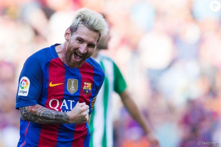 Match FC Barcelone - Betis Seville au Camp Nou. Barcelone, le 20 août 2016.