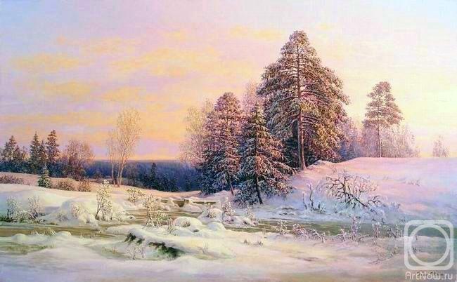 Панин Сергей. Зима уходящая