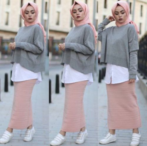 Girly chic hijab collection – Just Trendy Girls