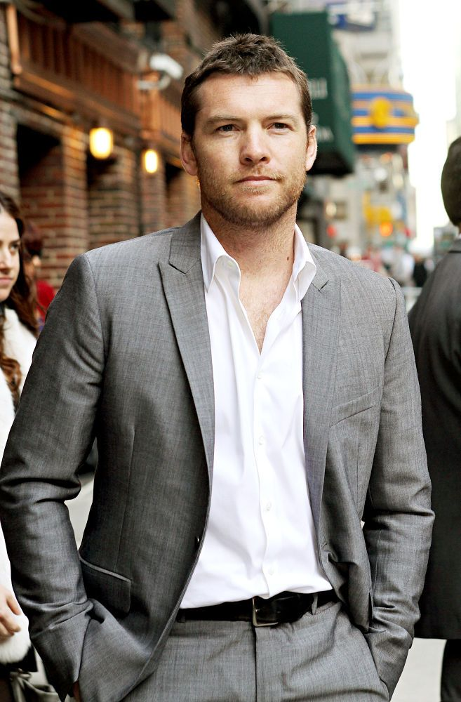 "Sam  Worthington.. what I love about this guy, is he was in the greatest movie ever ""Avatar"" wow, he did great and love his voice,to me SAM is sexy man, no one mess with him. plus he's not american..have to guess???"