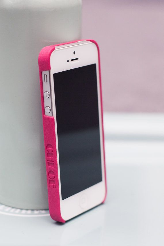 ersonalized iPhone 6 5 or 5s case Flamingo by BitsTailor - www.bitstailor.com