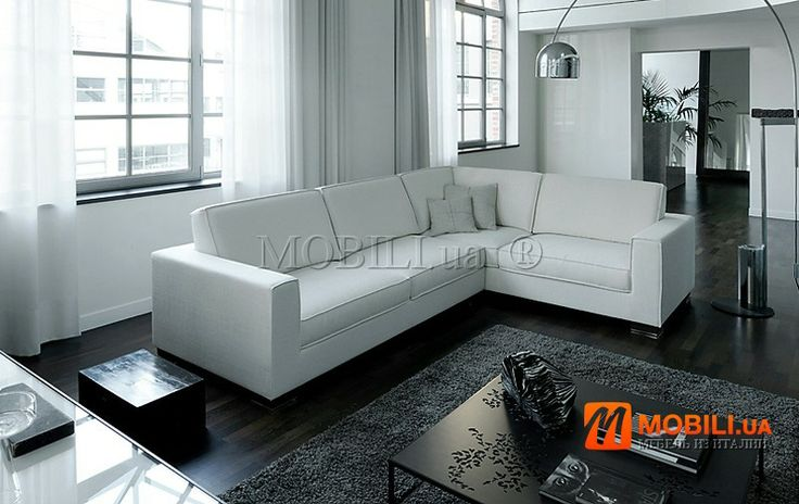 MERCURY Итальянский угловой диван кровать модерн, MOBILI DIVANI