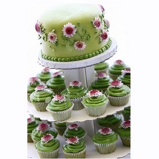 Wedding cake: Cakes Ideas, Weddings, Colors, Wedding Cupcakes, Wedding Cakes, Small Cakes, Cups Cakes, Cupcakes Rosa-Choqu, Cupcakes Cakes