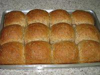 Pão e Cerveja: Pãezinhos de Malte 2.1 (Salgado)