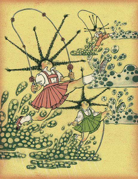 COMMUNICATION ARTS: SPREAD 1 by Yuko Shimizu