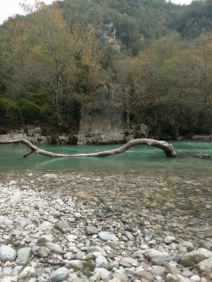 Vikos Canyon Greece