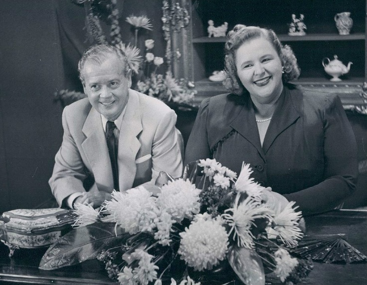 Kate Smith Show 1953 (watched this with my grandma & my aunt)