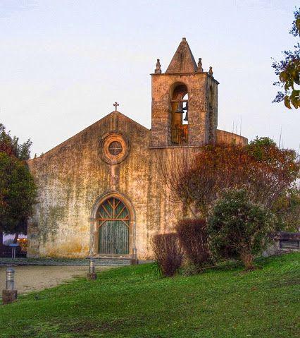 Igreja de Santa Maria da Alcáçova - Montemor-o-Velho #Portugal