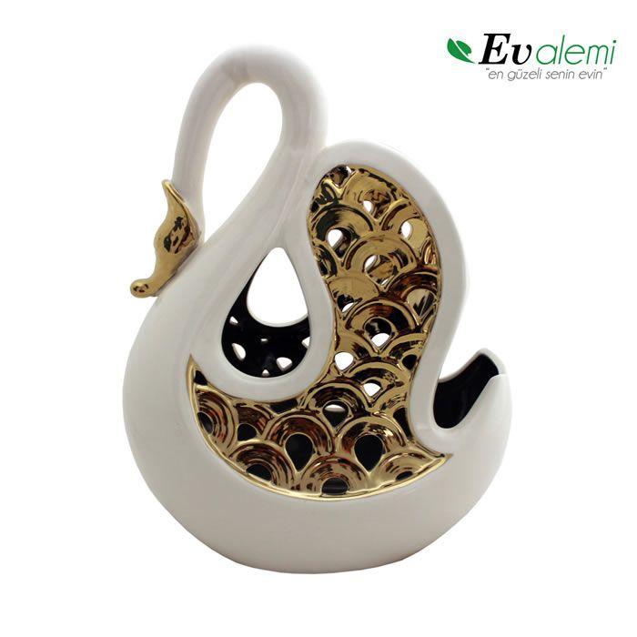 Evinize Kuğu Sakinliği Katın  http://www.evalemi.com/U839,53,star-dekor-kugu-dekor-dekoratif-obje-lucky-art.htm