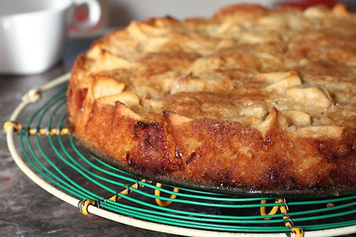 french cake recipes apple cake recipe things to make favorite 4349