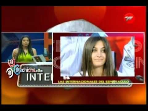 La Farandula Internacional Con @JohannaDuverge En @LaTuerca23 #Video - Cachicha.com