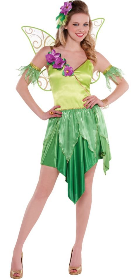 costume tinkerbell Adult