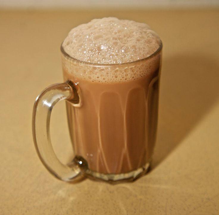 Pulled Tea (Teh Tarik)