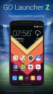 ApkApps5 - android apps apk: GO Launcher -Theme & Wallpaper Prime VIP v1.111 bu...