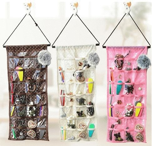 Organizing your accessories