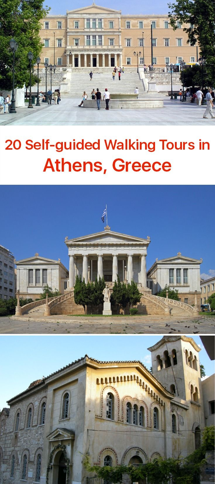 Dominated by ancient Acropolis, the city of Athens has been the front image of Greece for several millennia. Immortalized through association with one of its eternal citizens - Socrates, Athens lives on today as a magnet for millions of visitors coming over each year to appreciate the city's everlasting beauty.