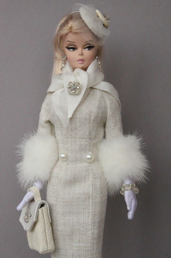 Celebrity Silkstone Barbie | Inside the Fashion Doll Studio