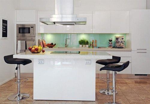 ideas de decoración de cocinas de estilo moderno