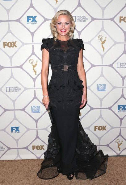 Actress Elaine Hendrix attends the 67th Primetime Emmy Awards Fox after party on September 20, 2015 in Los Angeles, California.