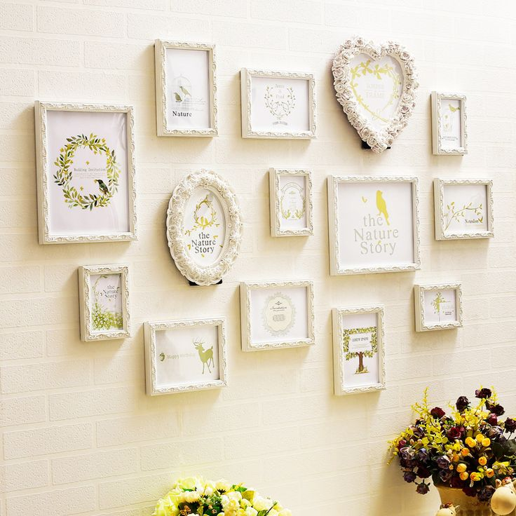 Find More Frame Information about 14pcs New Vintage Picture Frames Baroque Decorative Romantic Wood Wedding Decoration framework photo Sets marcos de fotos cadre,High Quality frame lens,China decorative door frame Suppliers, Cheap frame dias from Handicraftsman on Aliexpress.com