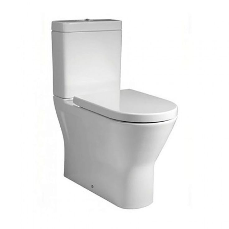 Comfort height close coupled toilet Rimless design is more hygienic, environmentally friendly and easy to clean than standard toilets Geberit dual flush cistern included Top fix, quick release, soft close toilet seat included 25 year manufacturers guarantee