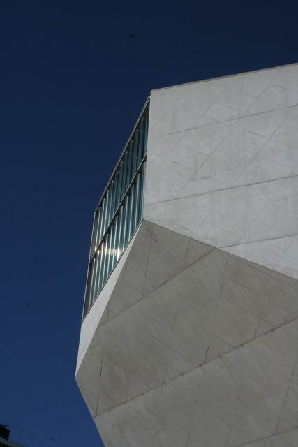 Architecture Casa Musica Koolhaas
