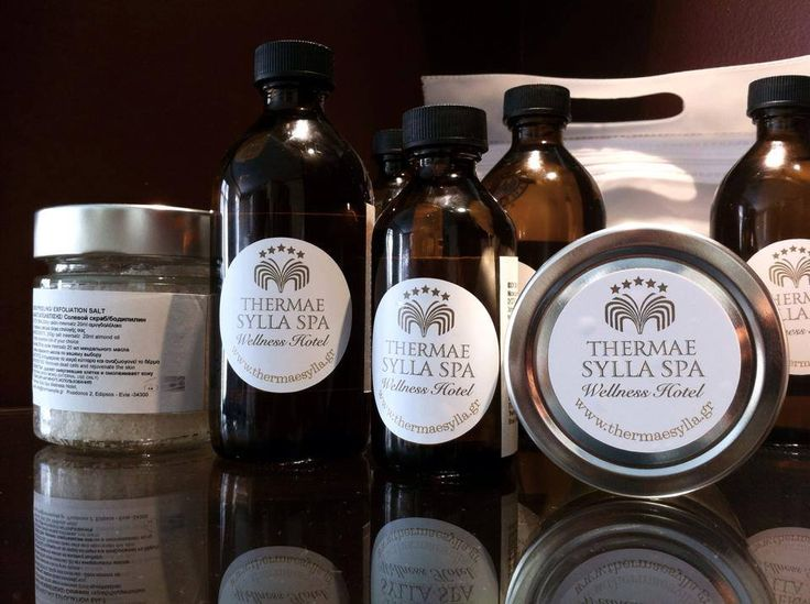 Our favorite #Spa products! #ThermaeSylla