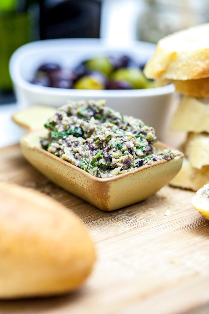 Artichoke Olive Tapenade | for caitlin | Pinterest