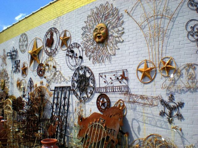 Wrought Iron Patio Wall Decor - 13 Best Outdoor Wall Art Images On Pinterest Outdoor Walls