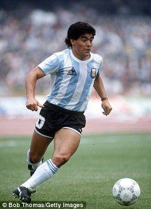 Tanrının Eli Maradona