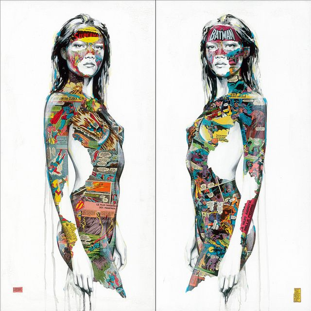 """Preview: Sandra Chevrier's """"Les Cages: A Fractured Gaze"""" at Mirus Gallery"""