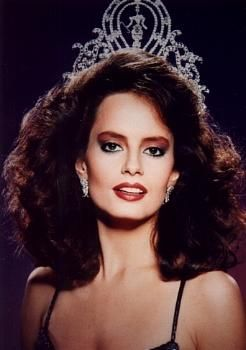 Cecilia Bolocco of Chile (Miss Universe 1987)