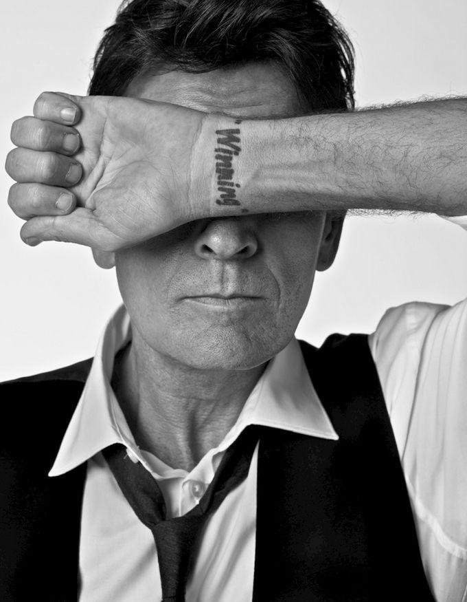 Портреты знаменитостей Ian White \ Photography