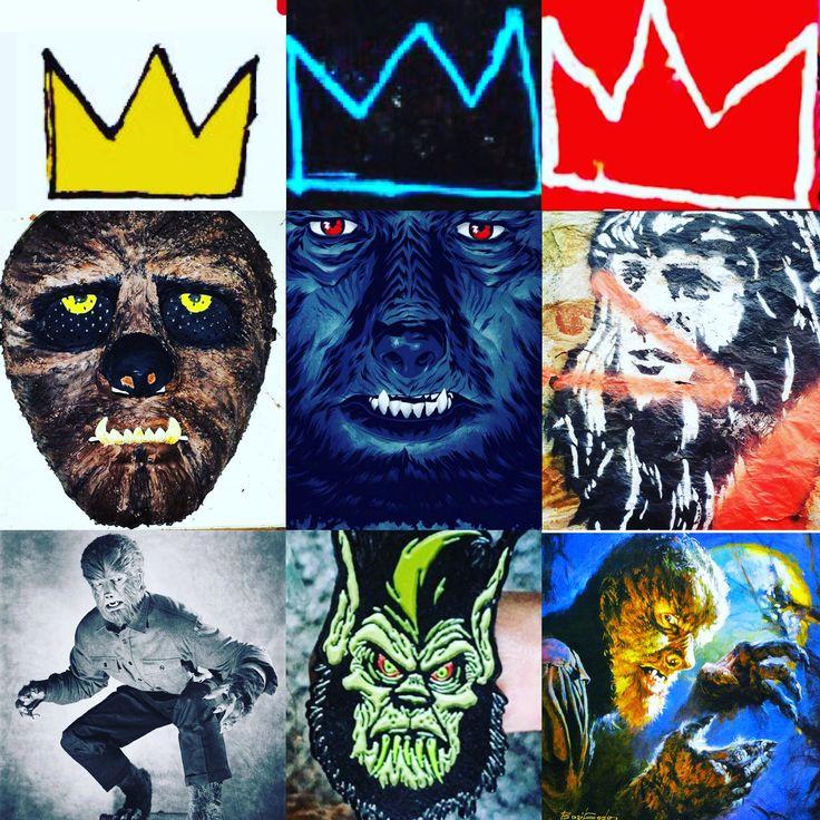 Werewolf mashup