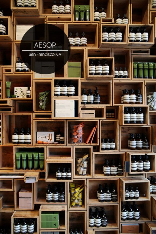 Spotted SF / Pacific Heights / Aesop