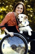 Tanya Clarke - Assistance Dogs Australia Ambassador and Recipient
