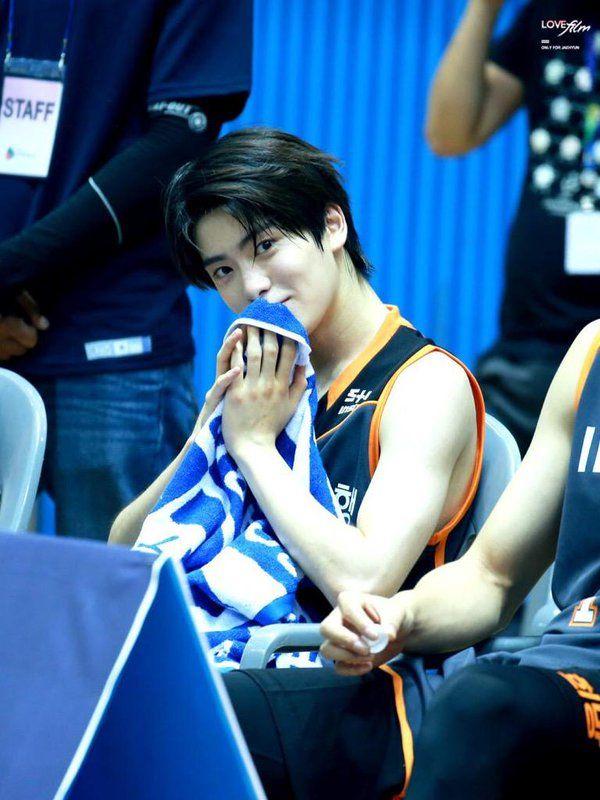 Image result for jaehyun basketball