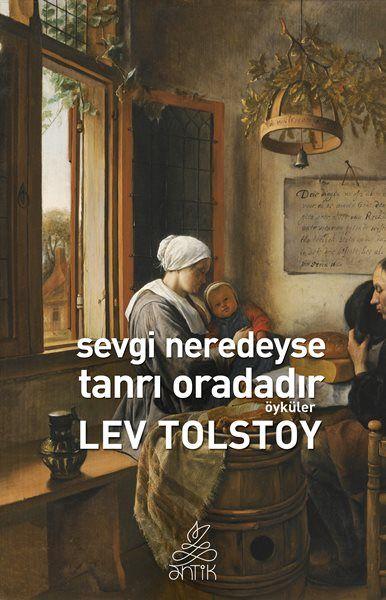 """Bu kitap Tolstoy'un ömrünün son yirmi beş yılında yazdığı """"Sevgi Neredeyse Tanrı Oradadır"""", """"Polikuşka"""", """"Üç Ölüm"""", """"Asuri Hükümdarı Asarhadon"""", """"İlyas"""", """"Büyükler Küçüklerden Akıllı Çıktı"""" ve """"Tavuk Yumurtası Büyüklüğündeki Tohum"""" adlı öykülerden oluşmaktadır."""