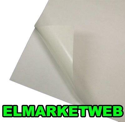 Resma De Papel A4 Adhesivo Obra X 250 Hojas Ideal Etiquetas $ 359