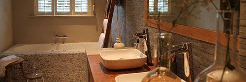 Landelijke badkamer | Interieur inrichting