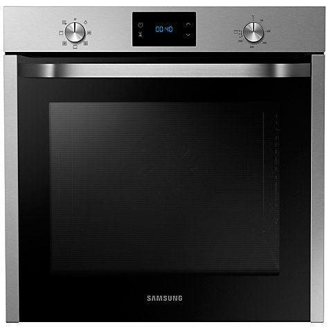 Buy Samsung NV75J3140BS Single Electric Oven Online at johnlewis.com
