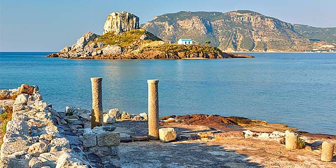 7 «άγνωστοι» αρχαιολογικοί χώροι στα ελληνικά νησιά