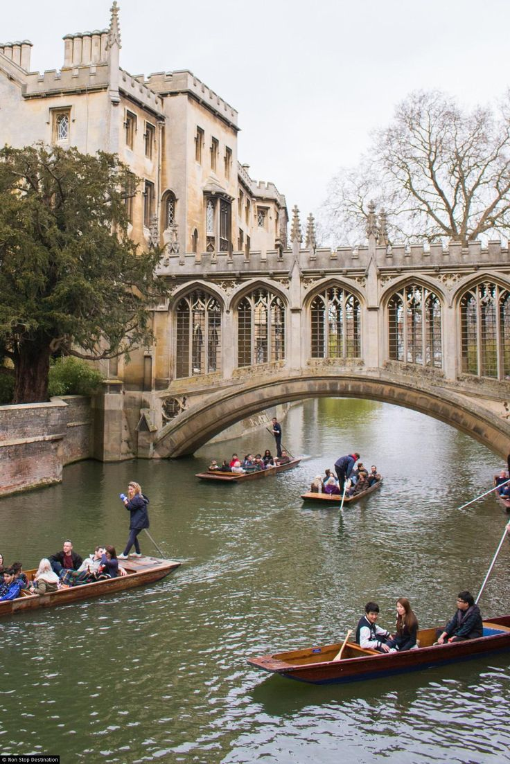 A 1 day guide to visiting Cambridge, one of the most famous University cities in the world.