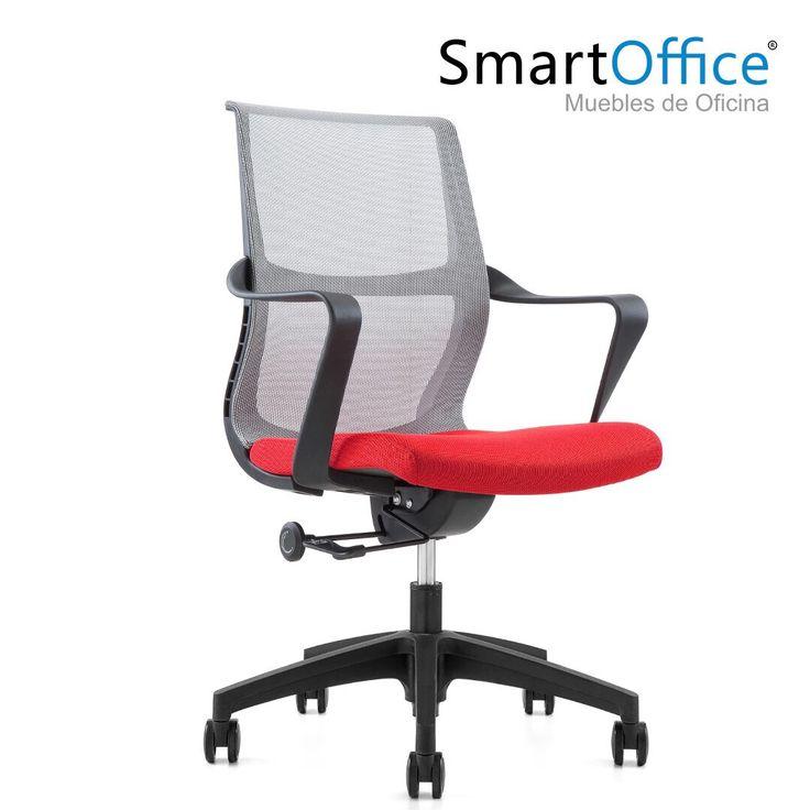 ▪️Silla Vogue ▪️Su diseño exclusivo la transforma en la silla ideal para la oficina moderna. _________________________ #diseño #muebles #art
